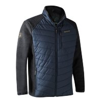Moor Padded Jacket with knit