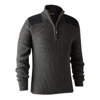 Rogaland Knit with zip neck