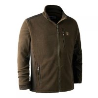 Muflon zip-in fleece jacket